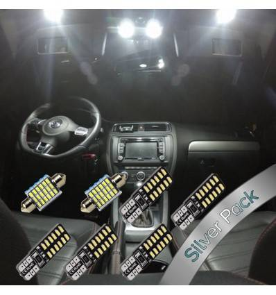 Pachet Led Interior VW Polo 6R - Silver
