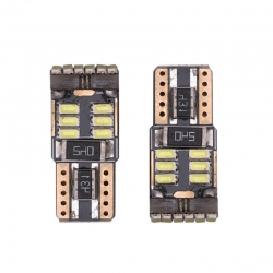 Bec Led T10 w5w 18SMD 3014 Can-Bus